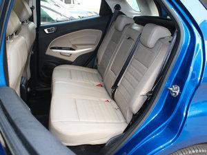 2018款2.0L 自动四驱尊翼型 后排座椅