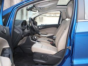 2018款2.0L 自动四驱尊翼型 前排空间