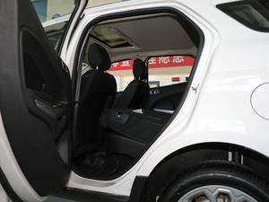 2018款改款 1.5L 自动尊翼型 后排座椅放倒