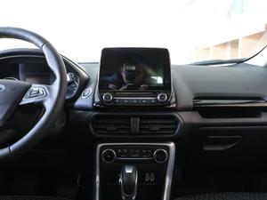 2018款改款 1.5L 自动尊翼型 中控台