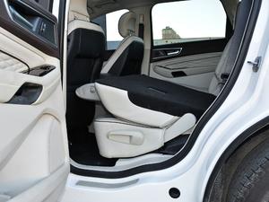 2018款EcoBoost 245 四驱尊锐型PLUS 7座 后排座椅放倒