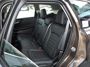 2018款EcoBoost 245 两驱铂锐型 7座 后排座椅