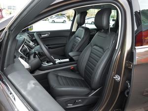 2018款EcoBoost 245 两驱铂锐型 7座 前排座椅