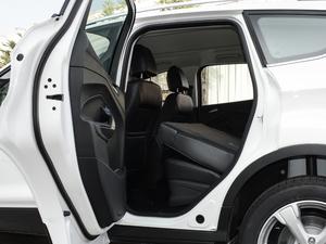 2018款EcoBoost 180 两驱铂翼型 后排座椅放倒