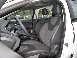 2018款1.6L 自动风尚型智行版 前排座椅