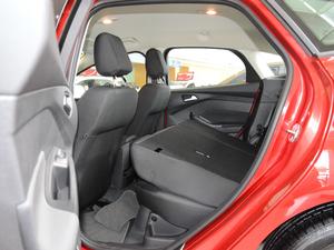 2018款1.6L 手动舒适型智行版 后排座椅放倒