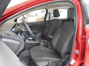 2018款1.6L 手动舒适型智行版 前排座椅