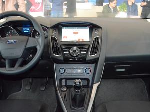 2018款1.6L 手动舒适型智行版 中控台