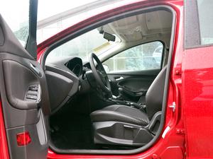 2018款EcoBoost 125手动超能风尚型智行版 前排空间