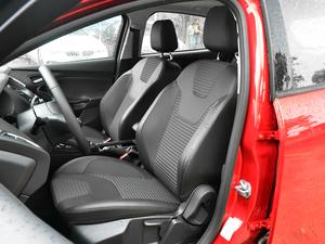 2018款EcoBoost 125手动超能风尚型智行版 前排座椅