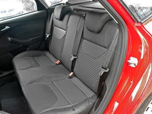 2018款EcoBoost 125手动超能风尚型智行版 后排座椅
