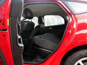 2018款EcoBoost 125手动超能风尚型智行版 后排座椅放倒