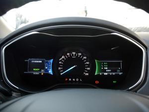 2018款插电混动版 2.0 PHEV 智豪型 仪表