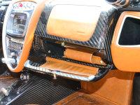 空间座椅Huayra手套箱