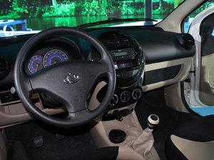 2009款基本型 中控区