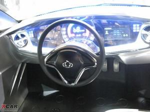 2010款吉利IG 方向盘