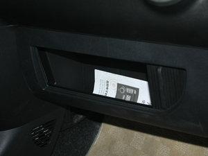 2011款1.3L 手动豪华版 手套箱