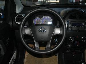 2011款1.3L 手动豪华版 方向盘