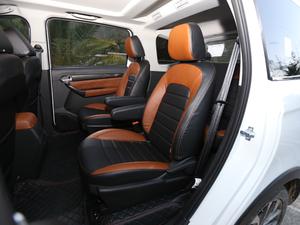 2018款1.5L 手动旗舰型 后排座椅