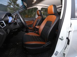 2018款1.5L 手动旗舰型 前排座椅