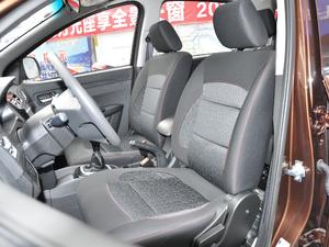 2018款1.5L 手动天窗型 前排座椅
