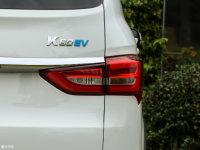 细节外观开瑞K60EV尾灯