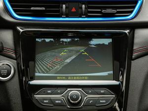 2018款V行版 中控台显示屏