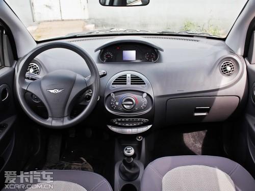 奇瑞汽车 2012款奇瑞x1高清图片
