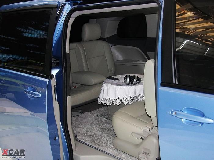 帝豪EV8空间座椅图片 帝豪EV8图片 汽车图片高清图片
