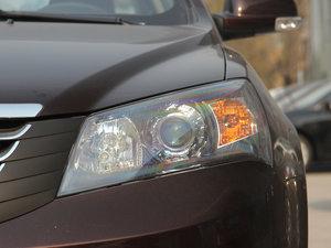 2013款1.5L 手动进取版 头灯