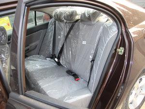 2013款1.5L 手动进取版 后排座椅