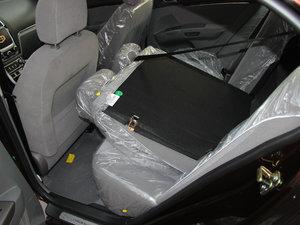 2013款1.5L 手动进取版 后排座椅放倒