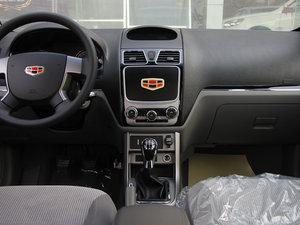 2013款1.5L 手动进取版 中控台