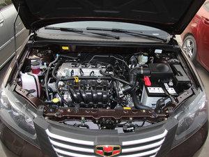 2013款1.5L 手动进取版 发动机