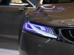 2013款概念车 细节外观