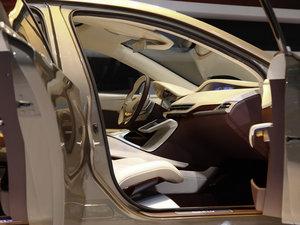 2013款概念车 空间座椅
