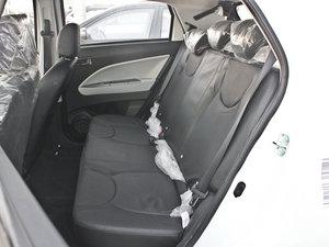 2011款1.5L 手动炫酷版B型 后排座椅