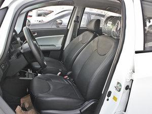2011款1.5L 手动炫酷版B型 前排座椅