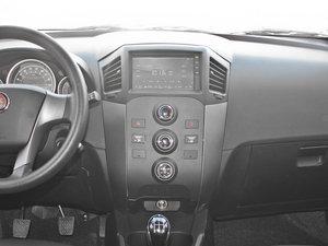 2011款1.5L 手动炫酷版B型 中控台