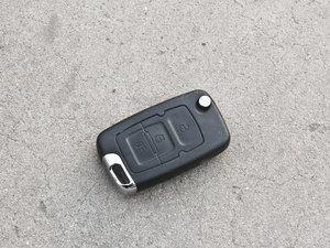 2011款1.5L 手动炫酷版B型 钥匙