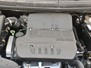 2011款1.5L 手动炫酷版B型 发动机