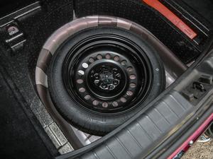 2018款领潮版 1.4T DCT臻尚智联型 备胎