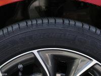 细节外观博瑞GE MHEV轮胎品牌