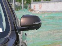 细节外观远景SUV后视镜