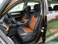 空间座椅远景SUV前排座椅