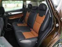 空间座椅远景SUV后排座椅