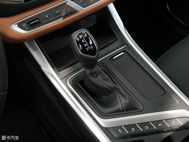 吉利汽车2018款远景SUV