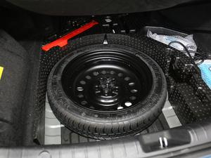 2019款1.5TD DCTH智领型 备胎