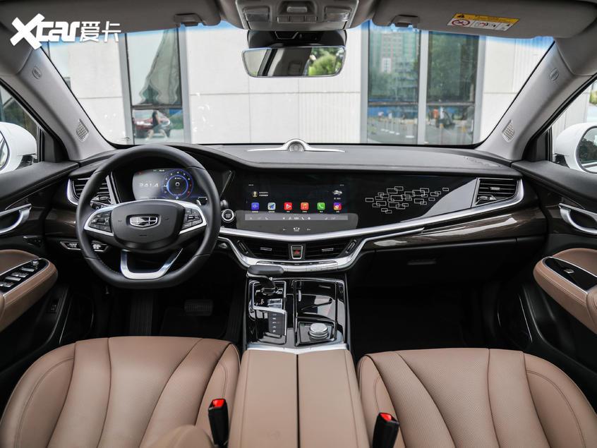 吉利汽车2020款博瑞GE