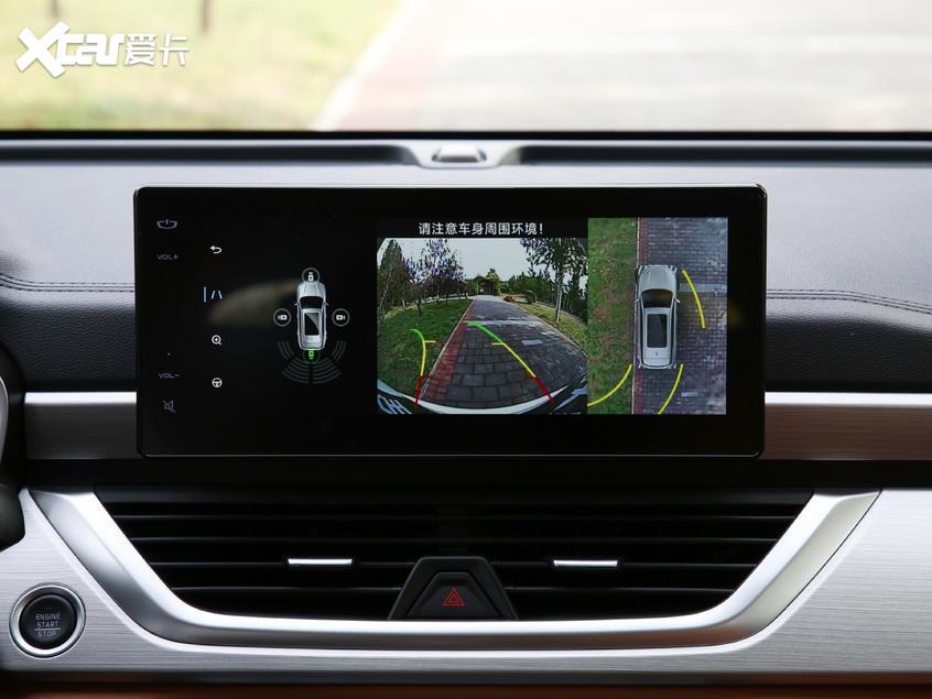 吉利汽车2020款远景X6